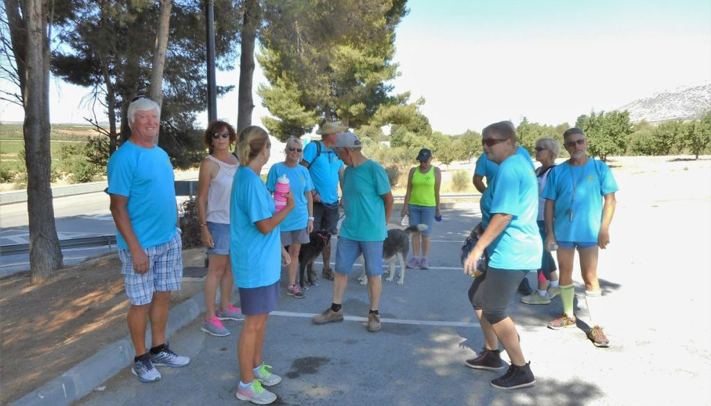 Run 218 - Chirivel