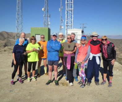 Indalo Hash House Harriers - Run 205 - Los Colorados